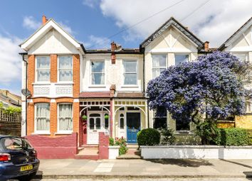 Thumbnail 5 bedroom terraced house for sale in Welham Road, Furzedown