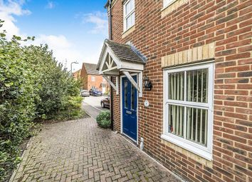 Thumbnail 2 bedroom end terrace house to rent in Bristol Close, Herne Bay