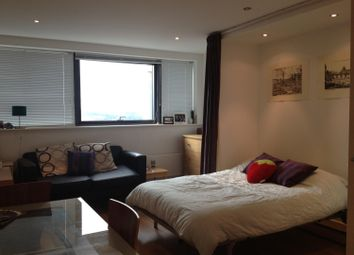 Thumbnail 1 bedroom flat to rent in Bridgewater Place, Water Lane, Leeds