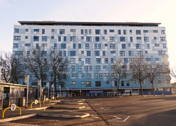Thumbnail 2 bed flat for sale in Stephenson House, Bletchley