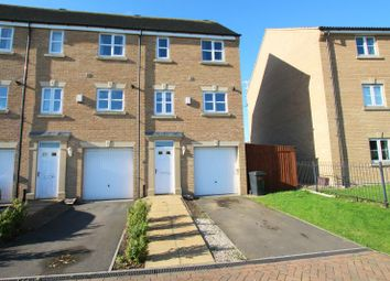 Thumbnail 3 bed town house to rent in Hargate Way, Hampton Hargate