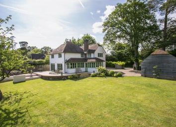 Thumbnail 4 bed detached house for sale in Etchingham Road, Burwash, Etchingham, East Sussex