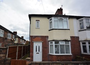 Thumbnail 2 bed semi-detached house for sale in Guildford Street, Shelton, Stoke-On-Trent