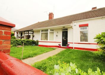 Thumbnail 2 bed bungalow for sale in Roberts Terrace, Jarrow