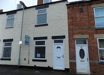 Thumbnail 3 bedroom terraced house to rent in Portland Street, Worksop, Nottinghamshire
