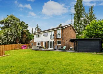 Thumbnail 4 bed detached house for sale in Laurel Drive, Hurst Green, Oxted
