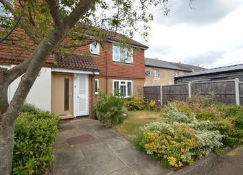Thumbnail 1 bed maisonette to rent in Allingham Court, Summers Road, Farncombe, Godalming