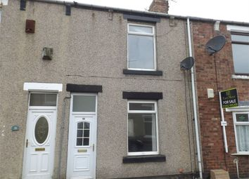 Thumbnail 2 bed terraced house for sale in Hallgarth Terrace, Ferryhill, Durham