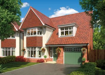 Thumbnail 4 bedroom detached house for sale in Plough Hill Road, Nuneaton