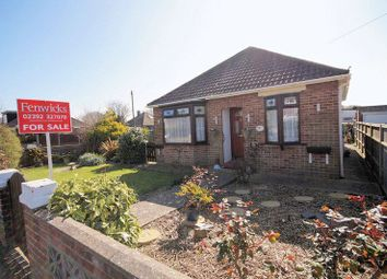 Thumbnail 2 bed detached bungalow for sale in Windmill Grove, Fareham