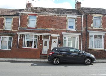 Thumbnail 2 bedroom terraced house to rent in Byerley Road, Shildon