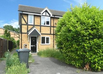 Thumbnail 2 bed semi-detached house to rent in Harrier Road, London