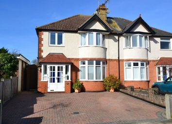 Thumbnail 3 bed semi-detached house for sale in St. Annes Road, Whitstable
