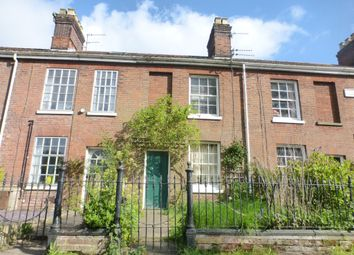 Thumbnail 2 bed terraced house for sale in Russell Terrace, Trowse, Norwich