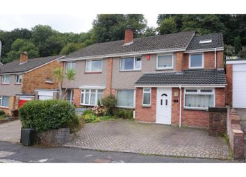 Thumbnail 5 bed semi-detached house for sale in Lalebrick Road, Plymouth