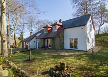 Thumbnail 5 bed detached house for sale in Darren Ddu Road, Ynysybwl, Pontypridd
