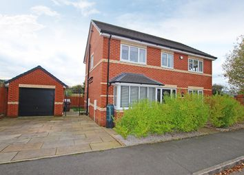 Thumbnail 4 bed detached house for sale in Milking Lane, Lower Darwen