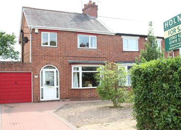 Thumbnail 3 bed semi-detached house for sale in Coalway Road, Wolverhampton