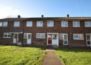 Thumbnail 3 bed terraced house for sale in Rockingham Way, Stevenage