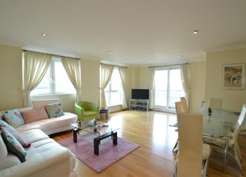 Thumbnail 3 bed flat to rent in Bridge House, St. George Wharf, Vauxhall