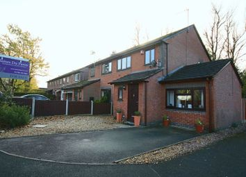 Thumbnail 3 bed semi-detached house for sale in Daltry Way, Madeley, Crewe, Staffordshire