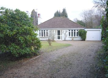 Thumbnail 4 bed detached bungalow to rent in Chestnut Walk, Felcourt, East Grinstead