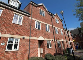 Thumbnail 4 bedroom town house for sale in Caroline Court, Burton-On-Trent