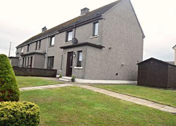 Thumbnail 2 bed semi-detached house for sale in Gordon Terrace, Invergordon