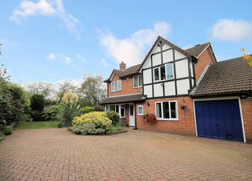 Thumbnail 5 bed detached house for sale in Montley, Wilnecote, Tamworth