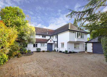 Watford Road, Radlett, Hertfordshire WD7. 5 bed detached house for sale