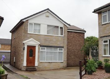 Thumbnail 4 bed detached house to rent in Bruntcliffe Close, Morley, Leeds