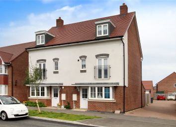 Thumbnail 4 bed semi-detached house for sale in Benjamin Gray Drive, Littlehampton