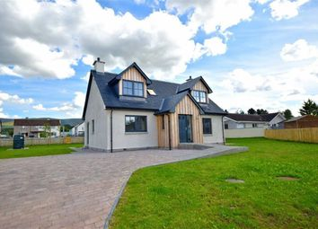 Thumbnail 3 bed detached house for sale in Kirk Road, Cromdale, Grantown-On-Spey