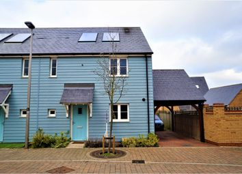 Thumbnail 3 bedroom semi-detached house for sale in Appledore Grove, Brooklands