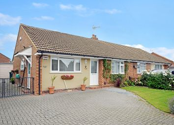 Thumbnail 3 bed semi-detached bungalow for sale in The Pasture, Kennington, Ashford