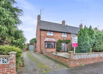 Thumbnail 3 bedroom semi-detached house for sale in Lancaster Avenue, Fakenham