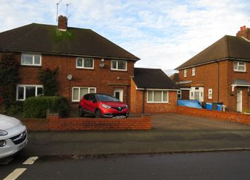 Thumbnail 3 bedroom semi-detached house for sale in Holly Hall Road, Dudley