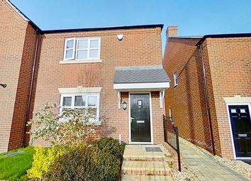 Thumbnail 1 bed maisonette for sale in Bosworth Manor, Ryelands Crescent, Stoke Golding, Leicestershire