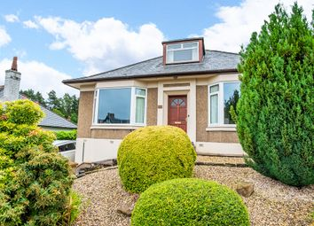 Thumbnail 4 bed detached bungalow for sale in High Station Road, Falkirk, Stirlingshire