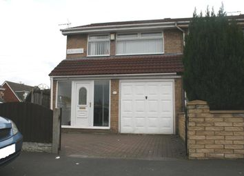Thumbnail 3 bed end terrace house to rent in Alma Close, Fazakerley, Liverpool, Merseyside