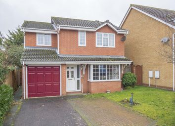 Thumbnail 4 bed detached house for sale in Jordayn Rise, Hadleigh