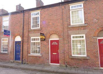 Thumbnail 2 bed terraced house for sale in Allen Street, Macclesfield