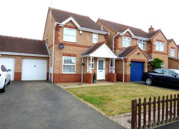 Thumbnail 3 bed detached house for sale in Balintore Rise, Orton Southgate, Peterborough, Cambridgeshire