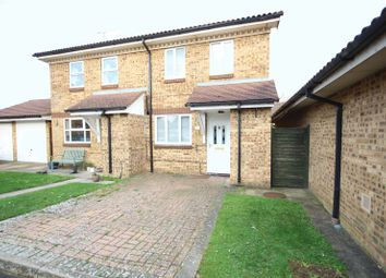 Thumbnail 3 bedroom semi-detached house for sale in Brimfield Close, Luton