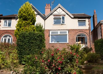 Thumbnail 3 bed semi-detached house for sale in Derby Road, Belper