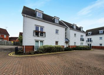 Thumbnail 1 bed flat for sale in Victory Court, Diss