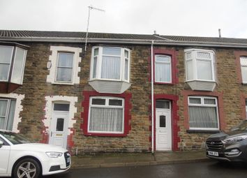 Thumbnail 3 bed terraced house for sale in Standard Terrace, Ynyshir, Porth