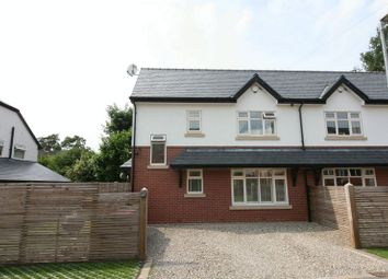 Thumbnail 2 bed semi-detached house for sale in Lambton Road, Worsley, Manchester