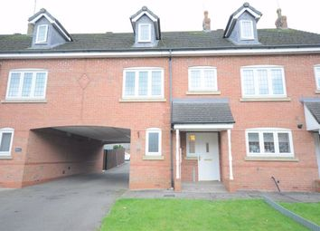 Thumbnail 3 bed terraced house for sale in Lister Grove, Blythe Bridge, Stoke-On-Trent