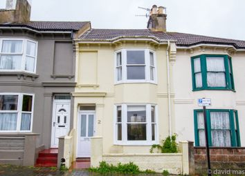 Thumbnail 2 bedroom terraced house to rent in Mayo Road, Brighton